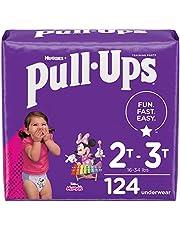 Pull-Ups Girls' Potty Training Pants Training Underwear Size
