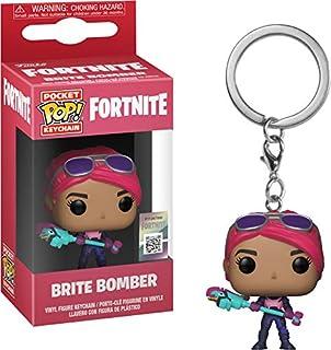 Amazon.com: Funko 35717 Pop! Keychain: Fortnite - Cuddle ...