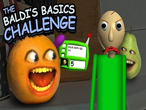 Baldi's Basics Challenge