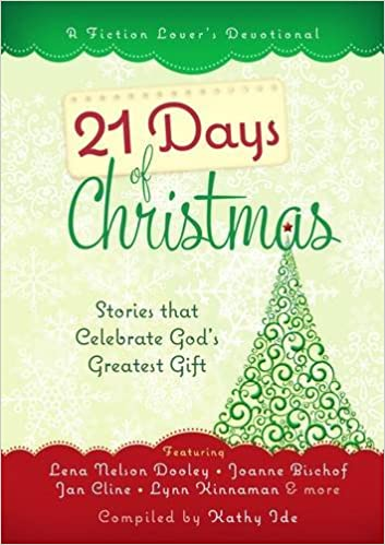 21 days of christmas stories that celebrate gods greatest gift a fiction lovers devotional kathy ide 9781424550517 amazoncom books - Christmas Devotional Stories