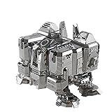 MU 3D Metal Puzzle Terran Barracks Building Model Kit UMC-N01 DIY 3D Laser Cut Assemble Jigsaw Toys For Audit