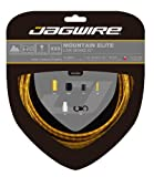 Jagwire Mountain Elite Link Bicycle Brake Cable Housing Kit (Gold) by Jagwire