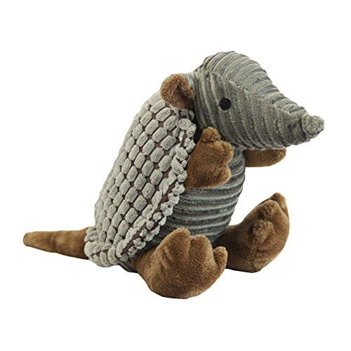 QzzieLife Stuffed Animal Plush Toy Little Cute Armadillo Doll