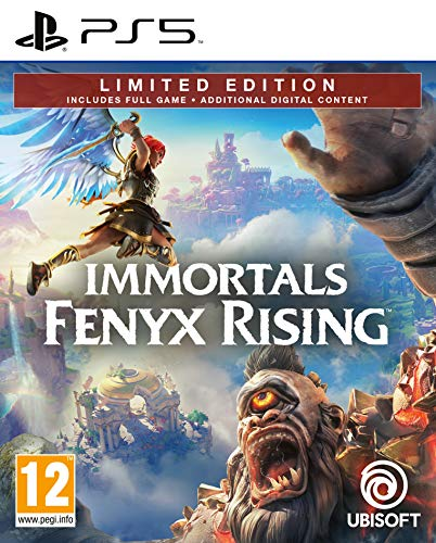 Immortals Fenyx Rising Limited Edition (PS5)