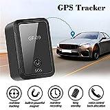 GF-09 Mini GPS Tracker APP Control Anti-Theft Device Locator Magnetic Voice Recorder Remote