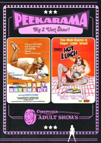 Baby Rosemary Hot Lunch DVD product image