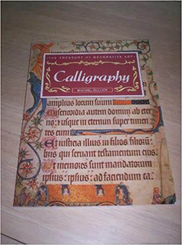 Download Calligraphy The Treasury Of Decorative Art Pdf