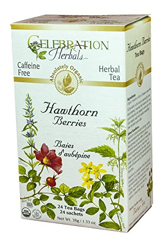 Hawthorn Berries Tea Organic BAG