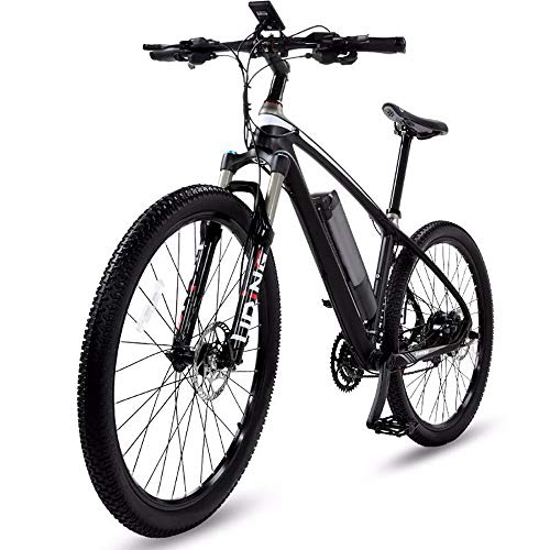 HSTD Electric Mountain Bike-Magnesium Alloy Ebikes Bicycles,City Bicycle Max Speed 25 km/h, Disc Brake, for Outdoor Cycling Travel Work Out