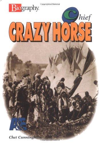 Download Chief Crazy Horse (Biography (A & E)) ebook