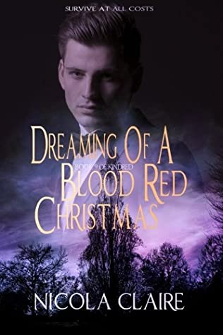 book cover of Dreaming Of A Blood Red Christmas