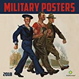 Smithsonian Military Posters 2018 Wall Calendar