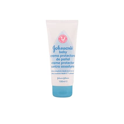 Johnsons Baby Crema Protectora De Pañal 100Ml