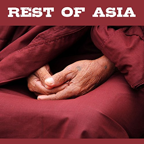 Rest of Asia - Culture Eastern, Union of Body and Mind, Harmony Feelings, Body Position, Beloved Himself, In the Garden (Asia Relaxing Body)