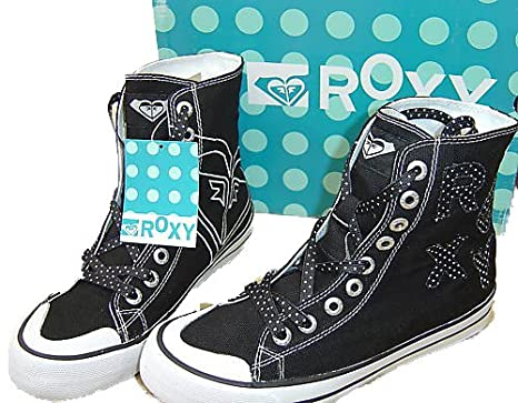best deals on new style high fashion ROXY Womens Midfield Baseball Boots in Black (SIZE 9 ...