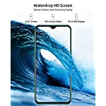 Mobile-Phone-DOOGEE-X95-Android-100-4G-Smartphone-SIM-Free-Phones-Unlocked-652-inch-Dewdrop-Full-Screen-4350mAh-Big-Battery-Fast-Charge-13MP5MP-Triple-Camera-2GB16GB-GPS-WIFI-Face-ID-Green