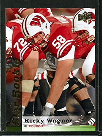best website 781e2 16a38 Amazon.com: 2013 Upper Deck #124 Ricky Wagner NM-MT RC ...