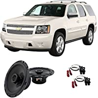 Fits Chevy Tahoe 2007-2014 Front Door Factory Replacement Harmony HA-R65 Speakers