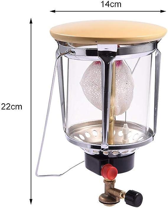 Linterna de Camping suspensión Luz de Gas, Lámpara Grande de ...