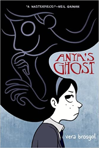 Image result for anya's ghost book amazon