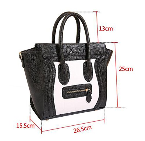 Bianca L Aqrt0gaw Da Borsa Donna Taglia W Blu Unica Collection® derCxWBo
