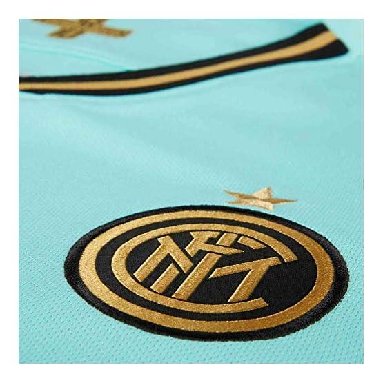 Nike Inter M NK BRT Stad JSY SS AW Short Sleeve Top, Homme