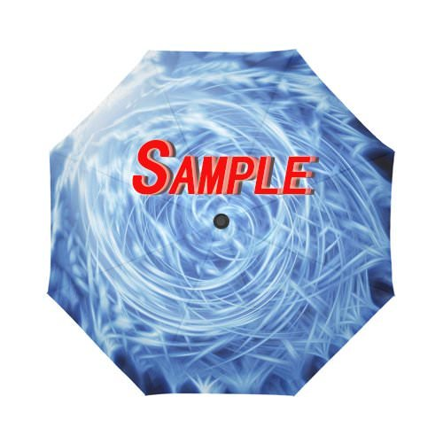 Kundenspezifischer automatischer faltbarer Umbrella Diy personifizierter Entwurf beweglicher Reise-Regenschirm f¨¹r Sonne und Regen B 2kXu2t