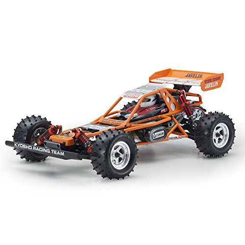 Kyosho 1: 10-Scale Rc Off-Road Buggy Kit Vehicle ()