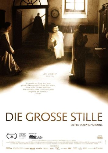 Into Great Silence Movie Poster - German Style A