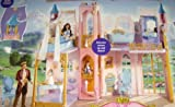 Barbie Princess and the Pauper Royal Musical Kingdom Castle Singing Erika, Anneliese and King Dominick