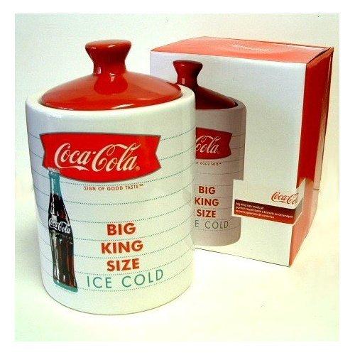 Cookie Jar Coke (Coca Cola Collectible Big Snack Treat Cookie Jar)
