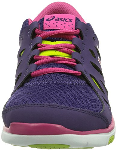 Asics Gel sportive Lime Scarpe Tempo Fit Hot Violett Donna Pink Grape rrqwpZd