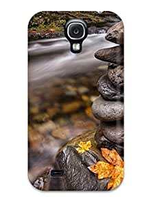 GknYDUJ647atxvG PC Phone Case With Fashionable Look For Case Iphone 6Plus 5.5inch Cover - Stacked Rocks by icecream design