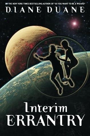 book cover of Interim Errantry