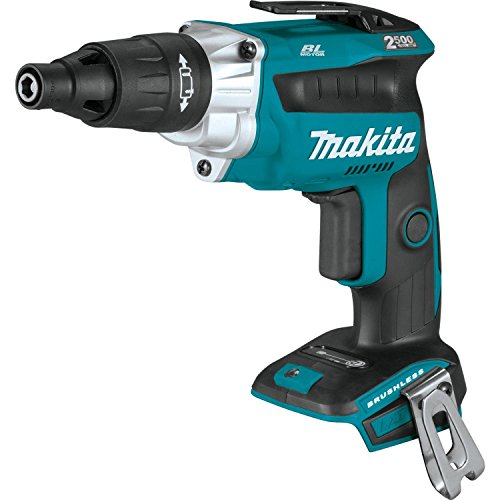 - Makita XSF05Z 18V LXT Lithium-Ion Brushless Cordless 2,500 Rpm Screwdriver, Tool Only