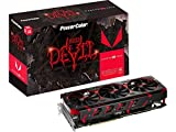 PowerColor RED DEVIL Radeon RX Vega 56 DirectX 12 AXRX VEGA 56 8GBHBM2-2D2H/OC 8GB