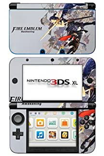 fire emblem awakening game skin for nintendo 3ds xl console video games. Black Bedroom Furniture Sets. Home Design Ideas