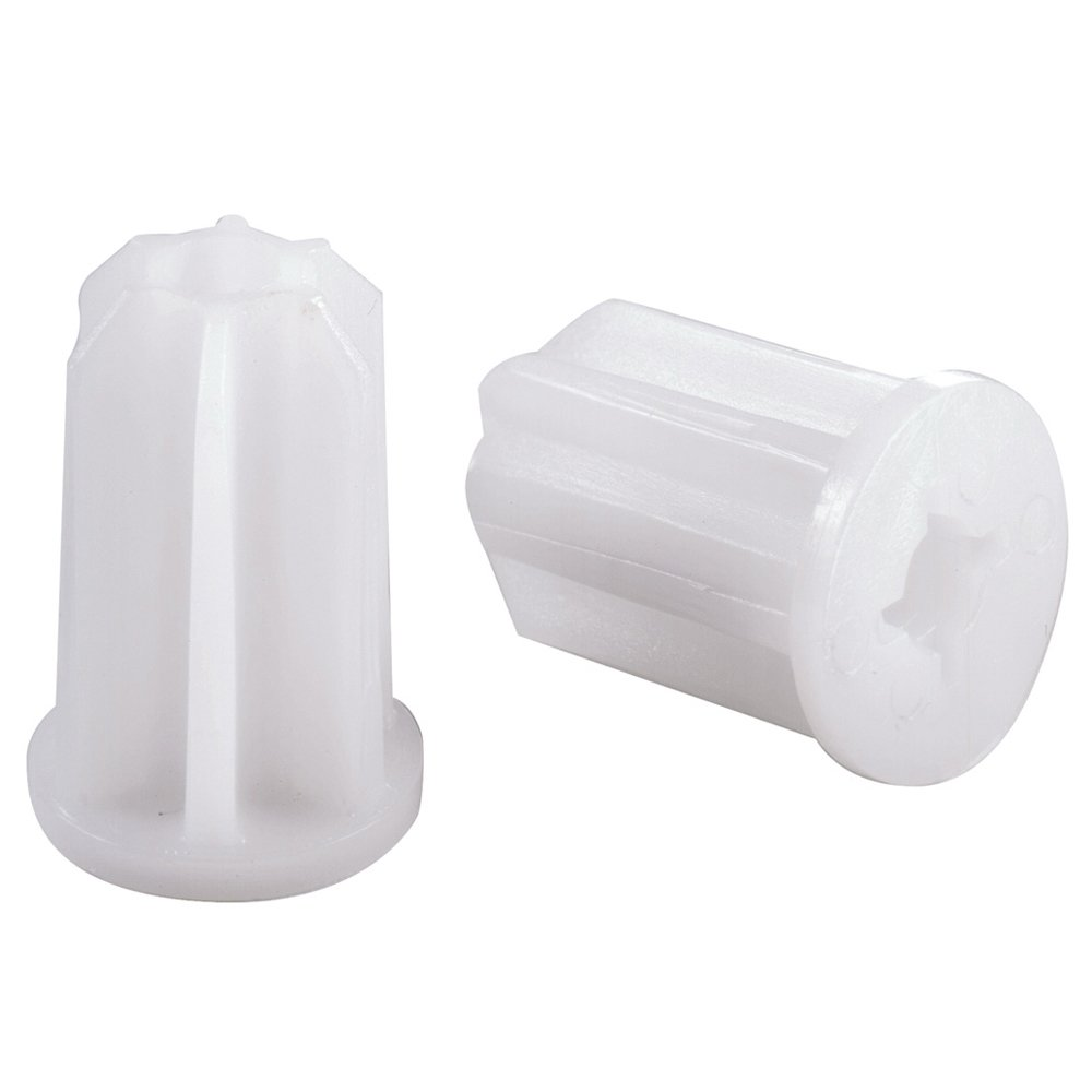 Shepherd Hardware 9073 1 Inch Plastic Furniture Socket