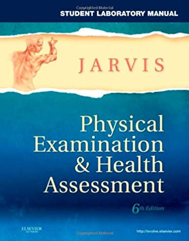 physical examination health assessment student laboratory manual rh amazon com Laboratory Manual Icon' Science Lab Manuals