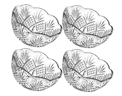 Godinger Dublin Candy Bowls - Set of 4
