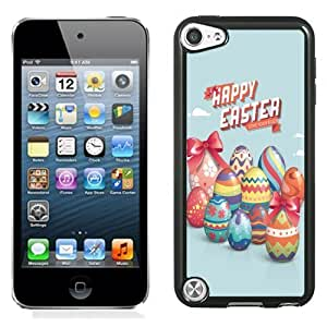 Lovely and Durable Cell Phone Case Design with Happy Easter Eggs Illustration 2 iPod Touch 5 Wallpaper Kimberly Kurzendoerfer