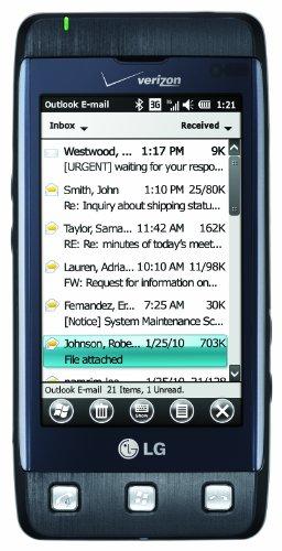 LG Fathom Blue Verizon Wireless