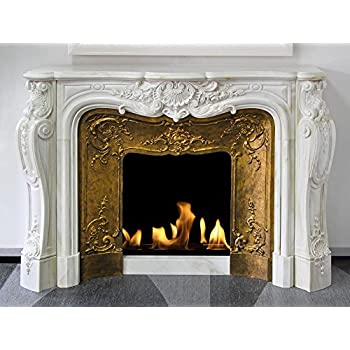 Wallmonkeys Fireplace Peel And Stick Wall Decals WM119657 (30 In W X 23 In H Part 63