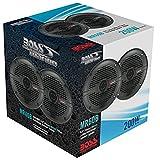 Boss Audio MR6B Marine black 6.5'' dual cone (PAIR) 180 watts