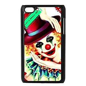 Clown Phone Case For Ipod Touch 4 [Pattern-1]
