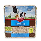 Kaytee Clean & Cozy Natural Small Animal Bedding, 13.9L