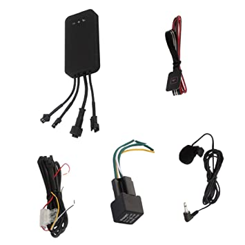 Sharplace Rastreador Tracker GPS Perseguidor Alarma ...