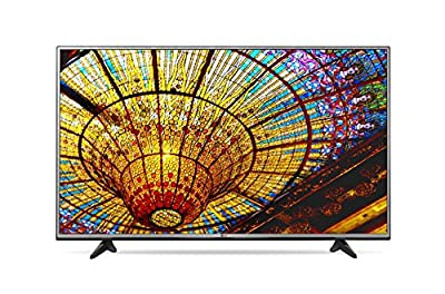 "LG 55"" 4K Ultra HD Smart LED TV HDR 55UH615A (Certified Refurbished)"