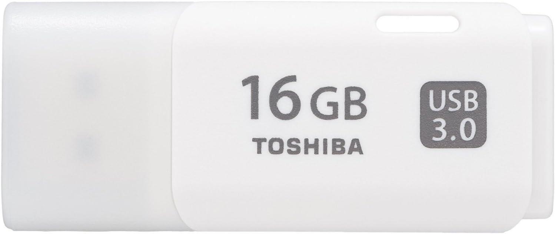 Toshiba Transmemory U301 16gb Usb Stick Usb 3 0 Weiß Computer Zubehör