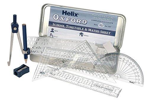 Helix Oxford Maths Set, ORIGINAL